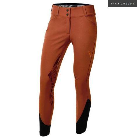 Pantalons Struck Serie 50 en couleur Rust