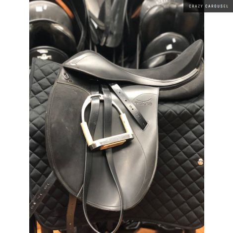"18"" M Tekna Dressage Saddle"