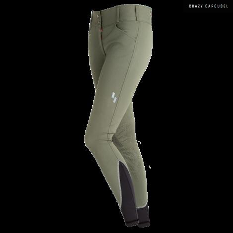 Pantalons Struck Serie 50 en couleur Sage