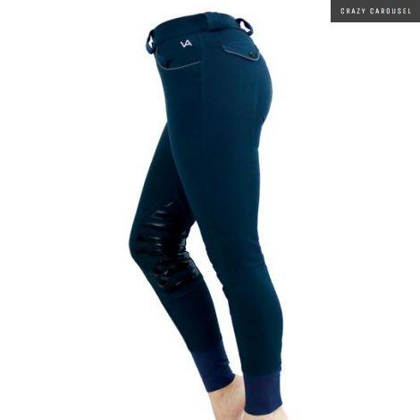 Pantalon protege genou Vision - Bleu Marin