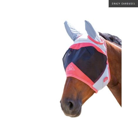Shires air motion fly mask