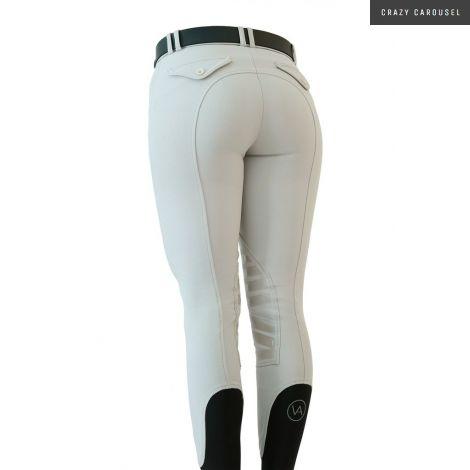 Pantalon de compétition protege genou Vision - Beige
