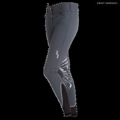 Pantalons Struck Serie 50 en couleur Steel