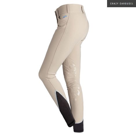 Pantalons de compétition Struck Serie 50 en couleur beige