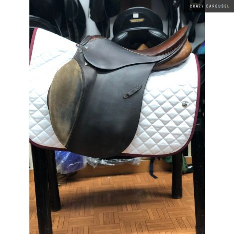"Stubben 17.5"" Wide All Purpose Saddle"