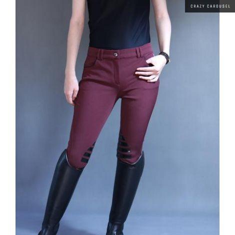 Pantalon protege genou Vision - Bourgogne