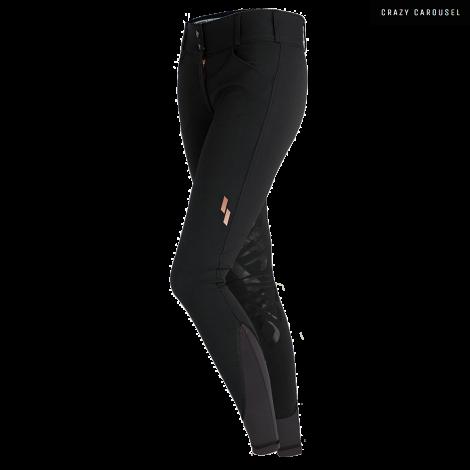 Pantalons Struck Serie 50 en couleur noir