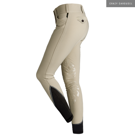 Pantalons de compétition Struck Serie 55 en couleur beige