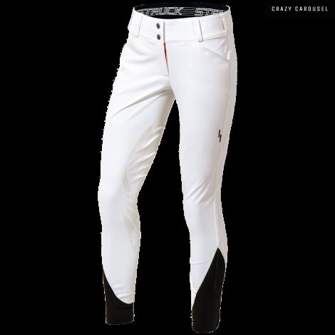 Pantalons de compétition Struck Serie 50 en couleur Blanc 2.0